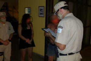 Prefectura rescató a una pareja a la deriva en el río Paraná
