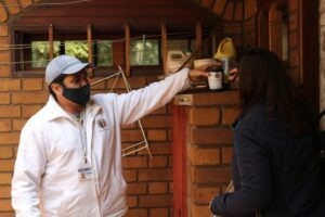 Obera: realizaron tareas prevención Dengue y monitoreo de Ovitrampas
