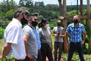 Silicon Misiones: Inauguró el primer sistema de riego inteligente en Eldorado