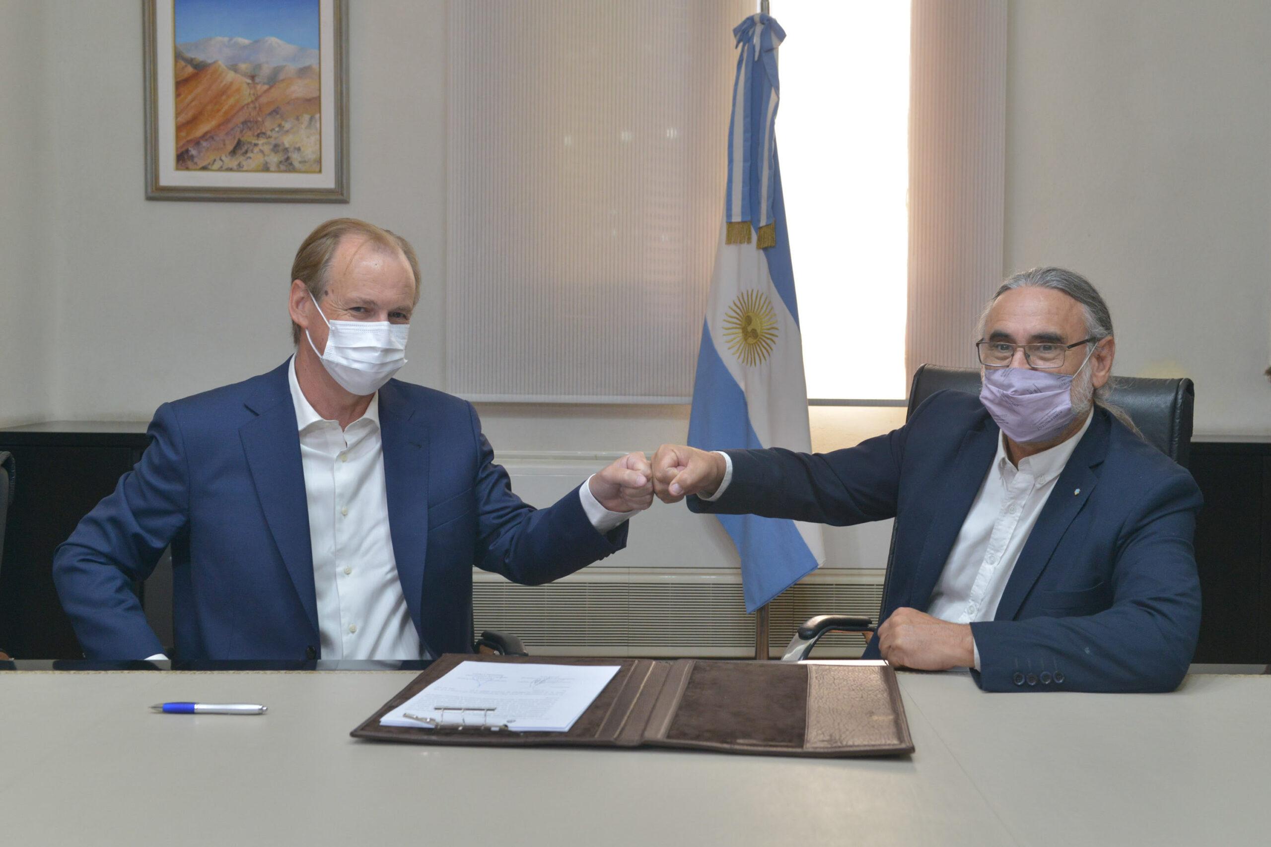 Entre Ríos firma convenio por más de 240 millones de pesos