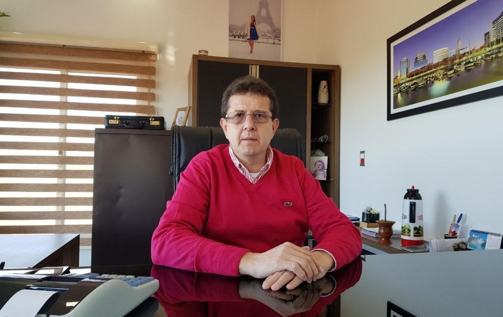 """""""No descarto apoyar a la Renovación"""", dijo Fabián Rodríguez"""