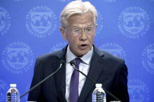 """FMI: """"Las conversaciones con la Argentina continúan para un programa de mediano plazo"""""""