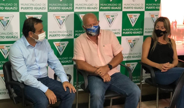 En detalle: el paquete de medidas que anunció Herrera Ahuad para Puerto Iguazú