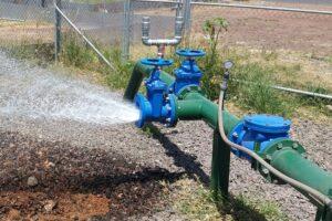 Todas las perforaciones de agua deben ser registradas en el Ministerio de Ecología