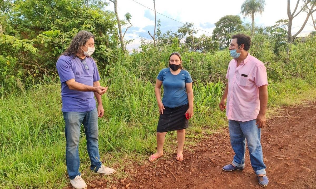 Campo Ramón: En el Lote 28 más de 20 familias esperan agua segura desde hace siete años