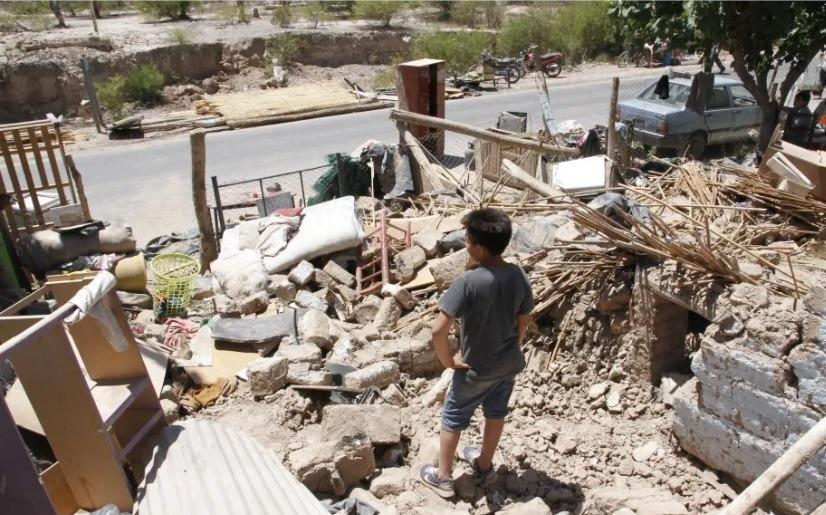 Misiones donará casas para sanjuaninos afectados por el sismo