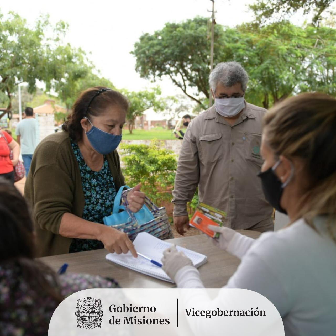 Emergencia Alimentaria: en Misiones se entregaron tickets a más de 23 mil beneficiarios en enero