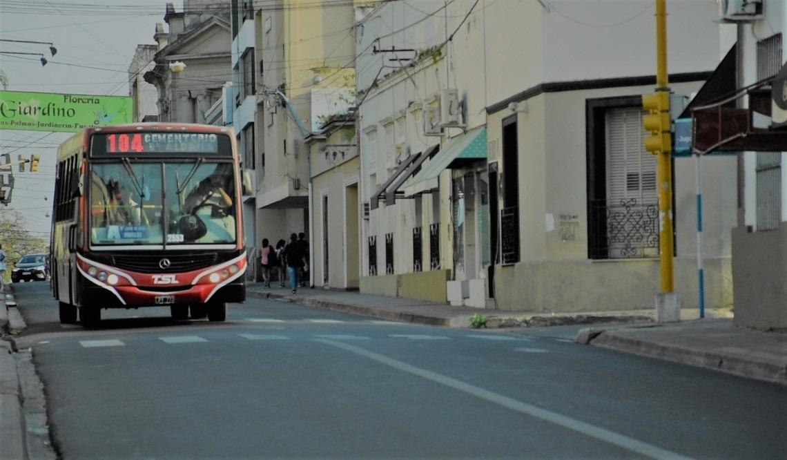 En Corrientes el boleto del transporte urbano aumentó a 40 pesos