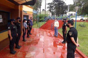 Crearán la UR 14 de la Policía de Misiones en San Pedro
