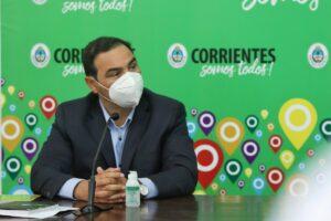 Corrientes: el Gobernador anunció que Goya, Mercedes y Curuzú Cuatiá vuelven a fase 2