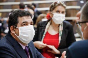 El vicepresidente de Paraguay da positivo en coronavirus