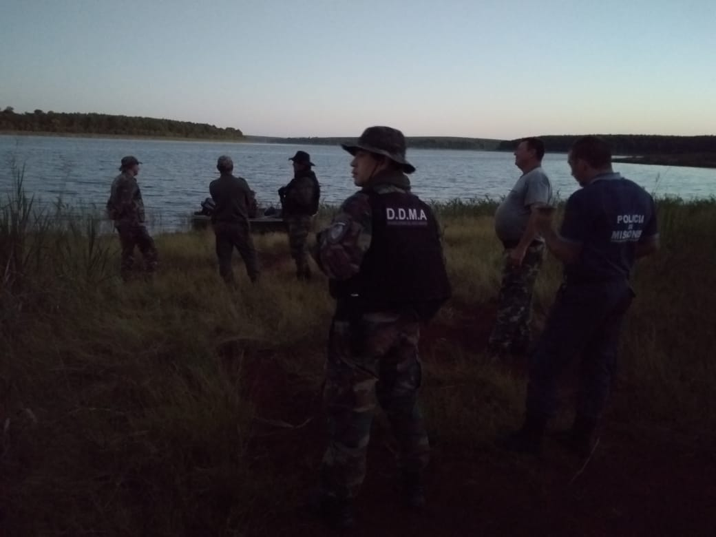 Guardaparques resultaron heridos de bala en un enfrentamiento con cazadores en Puerto Libertad