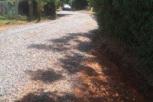 Posadas: extienden las obras de mejora de calles en la ciudad