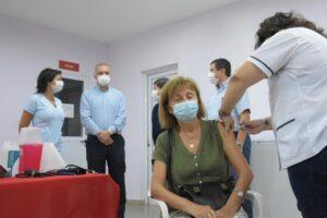 Continúa plan de inmunización contra el Covid-19 en Misiones