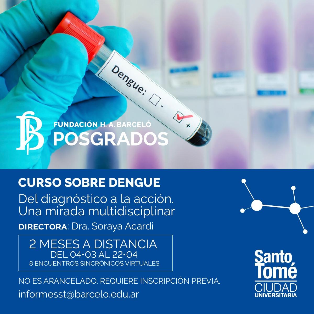 El dengue, la amenaza que requiere de nuevos especialistas
