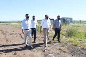 Yacyretá avanza con obras en municipios de Misiones