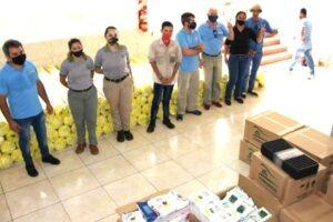 Misiones estrenó Programa de Asistencia Crítica de la Secretaría de Agricultura Familiar, Campesina Indígena