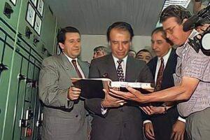 """Puerta: """"El de Menem fue el único gobierno que destruyó la hiperinflación"""""""