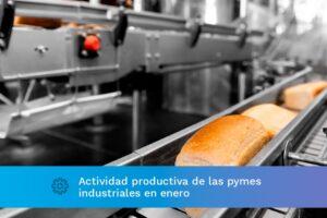 La producción de la industria pyme creció un 0,3%