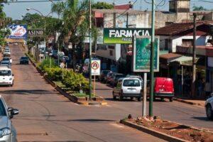 Iguazú recupera su actividad comercial