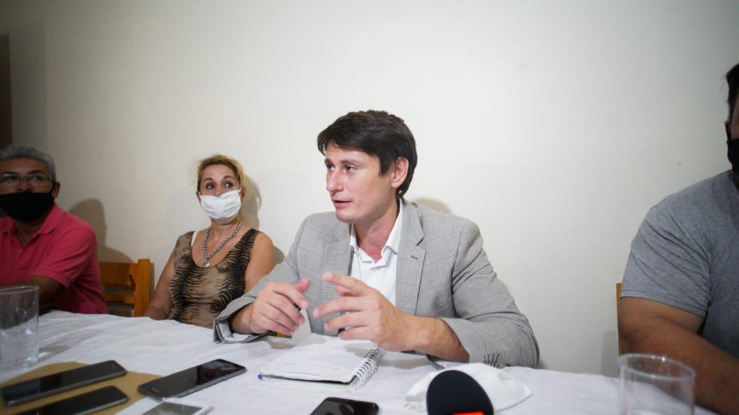 Arguibel amenaza con judicializar las internas del PJ Misiones