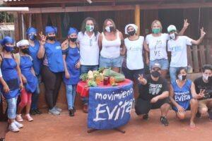 Apóstoles: Funcionarias nacionales recorrieron unidades productivas del Frente Nacional por la Igualdad del Evita