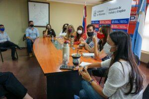 Reunión de la Mesa de Diversidad