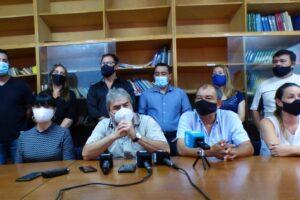 La lista de Unidad Peronista es la única que sigue en carrera por la conducción del partido