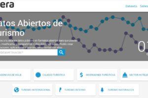 El Ministerio de Turismo lanzó un portal de datos de la actividad abierto a la comunidad