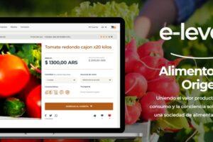 CRA firmó un convenio con E-LEVENc la primera vidriera agroalimentaria al servicio del productor
