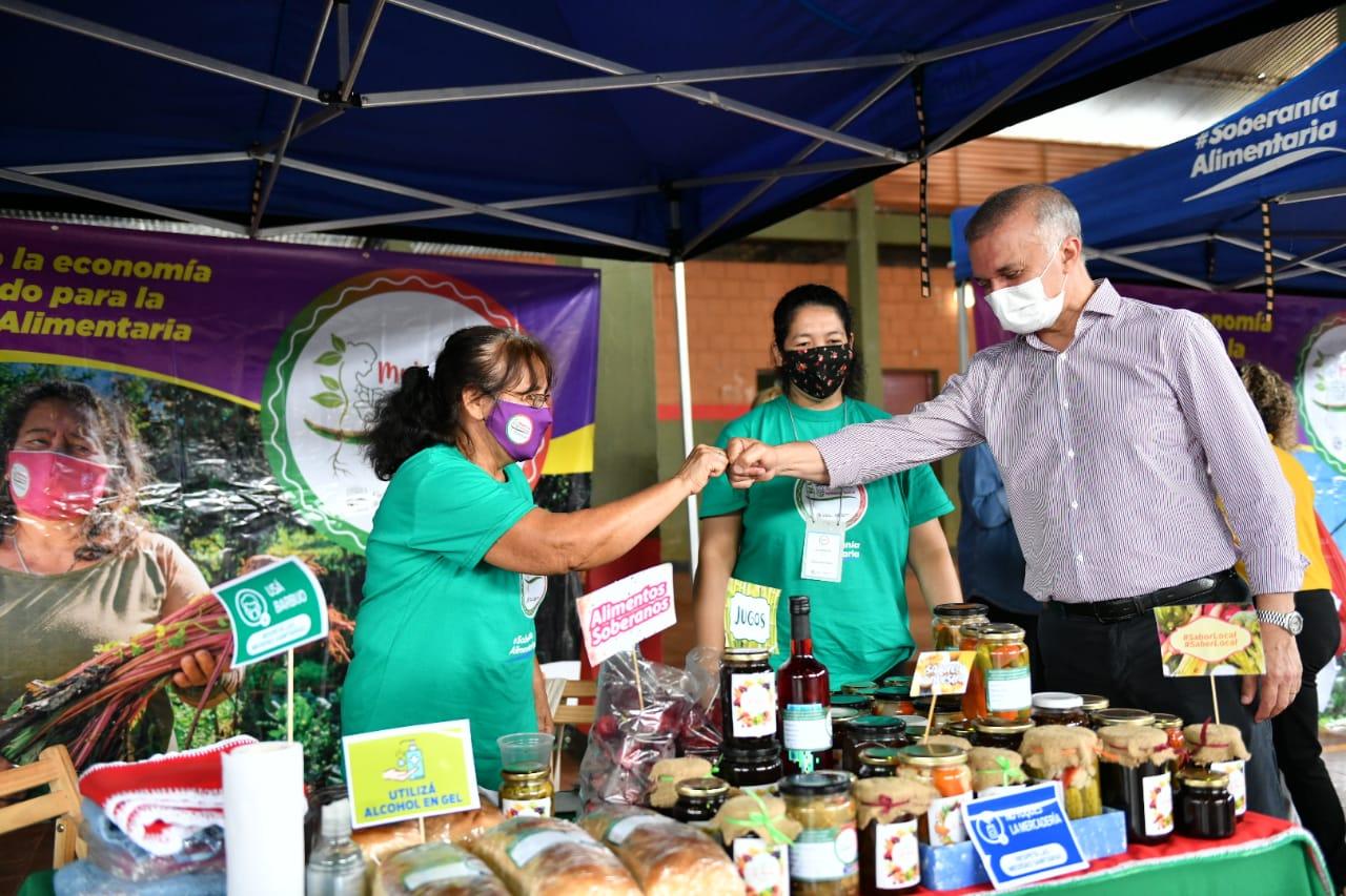 Agricultura Familiar homenajeó a las mujeres en Gobernador Roca