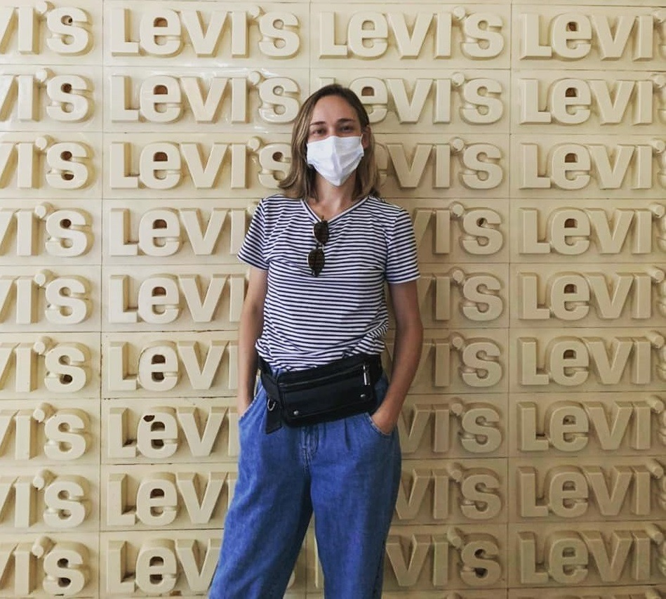 Erica Vega, la diseñadora misionera que impresionó a Levi's