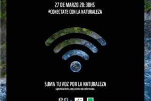 La Hora de Planeta 2021, una hora para reflexionar sobre la importancia de cuidar nuestros recursos naturales