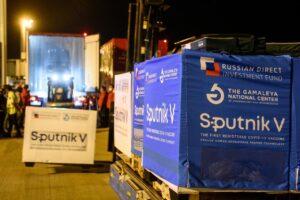 La Argentina superó las cuatro millones de vacunas con un nuevo lote de Sputnik