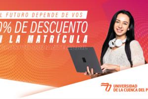 Abren las inscripciones para 2022 en la universidad de la Cuenca del Plata