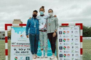 Misiones metió cuatro podios en el Campeonato Argentino de Mayores en Entre Ríos