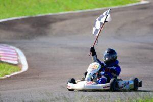 El karting misionero se lució en Posadas con récord de pilotos