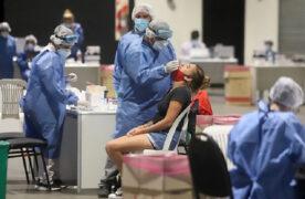 Coronavirus en la Argentina: 24.086 casos y 399 muertes en las últimas 24 horas