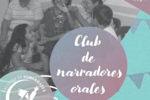 Inscriben a una nueva edición del Club de Narradores Orales