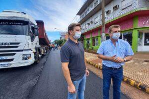 Alem registra un crecimiento histórico de obras en medio de la pandemia