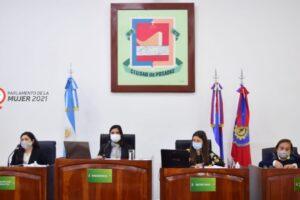 Finalizó el Parlamento Municipal de la Mujer 2021 con la participación de la asesora presidencial, Dora Barrancos