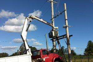 Energía de Misiones habilitó nuevas subestaciones en Itacaruaré y Santa Ana