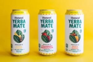 """Coca Cola lanzó en Estados Unidos """"Honest Yerba Mate"""" y el producto por fin desembarcó en las grandes ligas"""