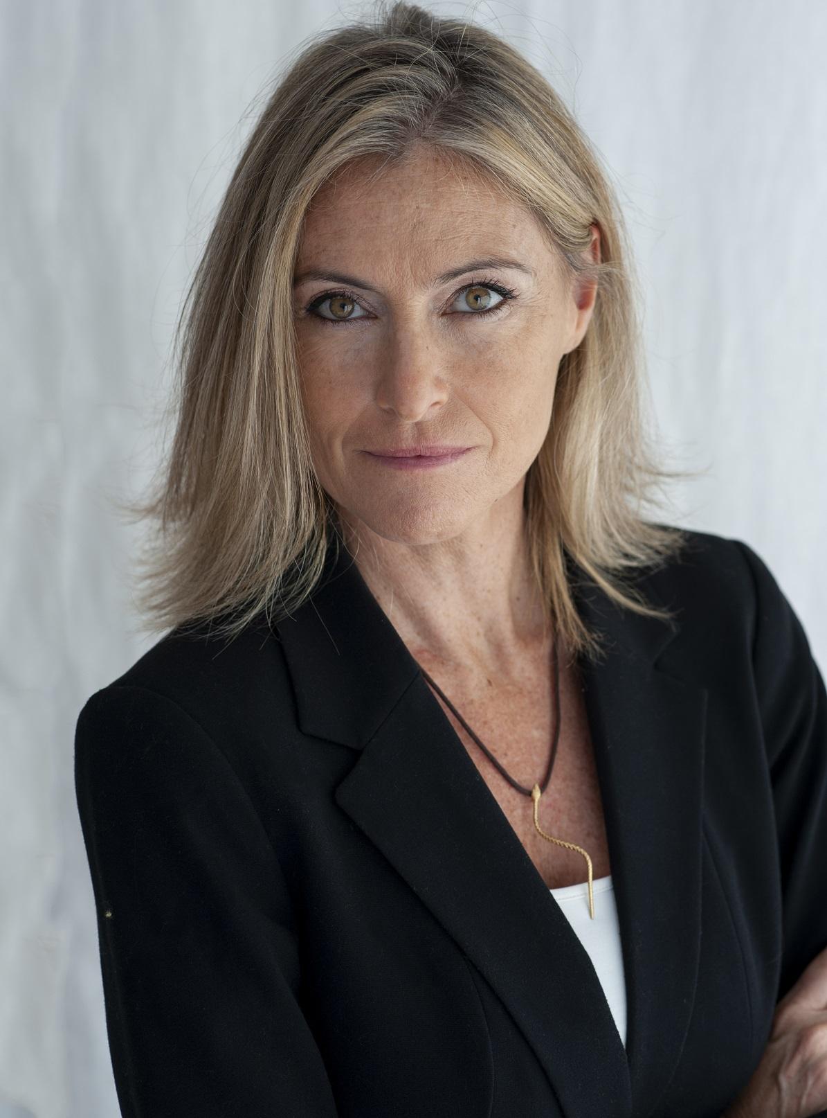 Lisa Ocampo fue designada como nueva presidenta de la Asociación de mujeres franco-argentinas Marianne