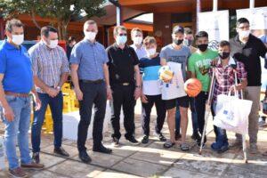 IPLyC Social acompañó al PAS en San Vicente
