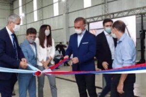 Inauguraron Hamelbot, la primera fábrica de vehículos eléctricos de Misiones