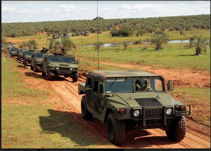 El Ejército realizará ejercicios en Misiones y Corrientes