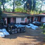 Desbarataron banda senegalesa que operaba en Misiones y secuestraron contrabando por 30 millones