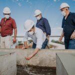Herrera Ahuad habilitó obras esenciales en Puerto Iguazú