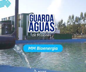 MM Bioenergía: una empresa que cuida el agua y la recicla para producir energía limpia
